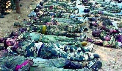 Naxal Attack India
